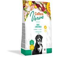 Calibra Dog Verve GF Adult Large Chicken & Duck 12 kg - Granule pro psy