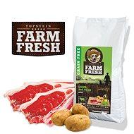 Topstein Farm Fresh Lamb and Peas Grain Free 2kg