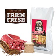 Farm Fresh Beef and Rice 2 kg