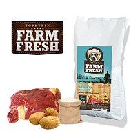 Farm Fresh Scandinavian Reindeer and Rice Weight Control & Senior 20 kg - Granule pro psy