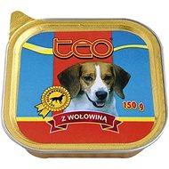 TEO paštika pes hovězí 150g - Paštika pro psy