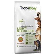 TropiDog Premium Light Sterilised 12kg