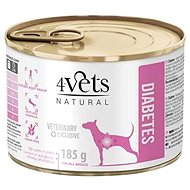 4Vets Natural Veterinary Exclusive Diabetes 185g