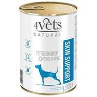 4Vets Natural Veterinary Exclusive Skin Support 400g
