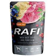 Rafi paštika s hovězími držťkami, vepřovou šunkou, borůvkami a brusinkami 500g