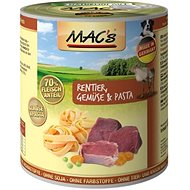 MAC's Dog Sob, Zelenina a těstoviny 400g