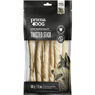 PrimaDog Rawhide with Chicken, Stick, 13cm, 11 pcs, 100g - Dog Treats