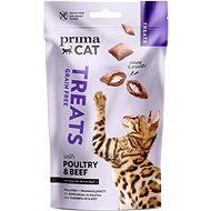 PrimaCat klasik skin coat křupavý pamlsek  40g - Pamlsky pro kočky