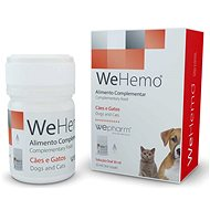 WePharm WeHemo 30ml - Food Supplement for Dogs