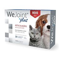 WePharm WeJoint Plus for Small Breeds and Cats 30 Tablets - Food Supplement for Dogs