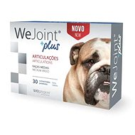 WePharm WeJoint Plus for Medium Breeds 30 Tablets - Food Supplement for Dogs