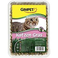 Doplněk stravy pro kočky GimPet Tráva s luční vůní pro kočky 150g