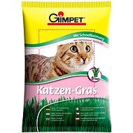 Doplněk stravy pro kočky GimPet Tráva pro kočky 100g