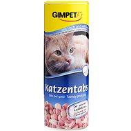 Doplněk stravy pro kočky Gimpet Tablety rybí 710ks