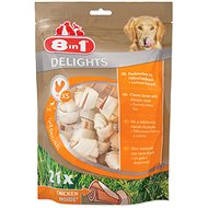 8in1 Delights Chewing bone XS bag 21pcs - Dog Treats