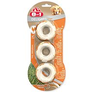 8in1 Delights Chewing ring 3pcs - Dog Treats