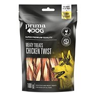 PrimaDog Chicken Twist 100g - Dog Treats