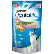 Dentalife Cat s lososem 40 g