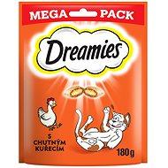 Pamlsky pro kočky Dreamies pamlsky kuřecí pro kočky 180g