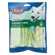 Trixie DentaFun Chewable Slices with Spirulina 100g - Dog Treats