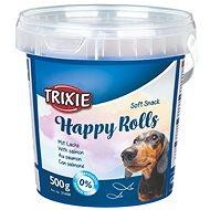 Trixie Soft Snack Happy Rolls Sticks with Salmon 500g - Dog Treats