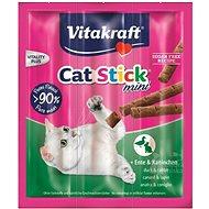 Vitakraft Cat pochoutka Stick mini Rabbit/Duck 3 × 6 g