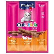 Vitakraft Cat pochoutka Stick mini Turkey/Lamb 3 × 6 g