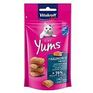 Vitakraft Cat pochoutka Yums losos 40 g - Pamlsky pro kočky
