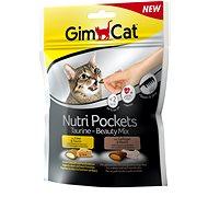 Pamlsky pro kočky GimCat Nutri Pockets Taurine Beauty mix 150 g