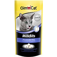GimCat Milkbits 40 g - Pamlsky pro kočky