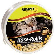 Pamlsky pro kočky GimCat Kase Rolis se sýrem 400 ks