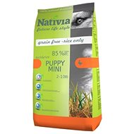 Nativia Puppy mini - Duck & Rice 3 kg