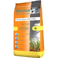 Nativia Kitten - Duck & Rice 10kg - Kibble for Kittens