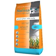 Nativia Active - Salmon & Rice 1,5kg - Kibble for Cats