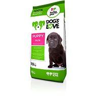 Dog´s Love Puppy 10 kg - Granule pro štěňata