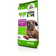 Dog´s Love Senior & light 10 kg - Granule pro psy