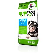 Dog´s Love Adult Mini 3kg - Kibble for Dogs