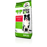 Dog´s Love Adult 3kg - Kibble for Dogs