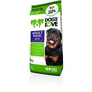 Dog´s Love Adult Maxi 3 kg