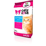 Cat´s Love Kitten 1,5 kg