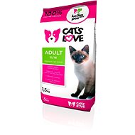 Cat's Love Adult 1,5kg - Kibble for Cats