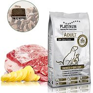 Platinum Natural Iberico Greens Wild Boar with Vegetables 5kg - Kibble for Dogs