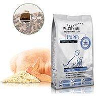Platinum natural puppy chicken kuřecí pro štěňata 5 kg - Granule pro štěňata