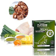 Platinum natural menu chicken kuře 375 g
