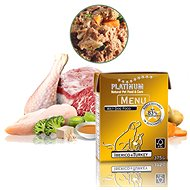 Platinum natural menu iberico turkey 375 g