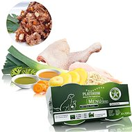 Platinum natural menu mini chicken 4 x 100  g - Paštika pro psy