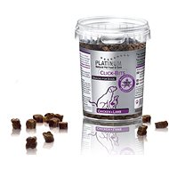 Platinum Natural Click Bits Chicken Lamb Pieces 300g - Dog Treats