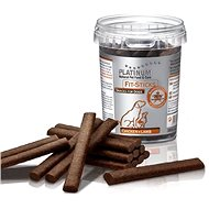 Platinum natural fit sticks chicken lamb 300 g - Pamlsky pro psy