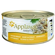 Applaws Canned Cat Food Chicken Breast 70g - Canned Food for Cats
