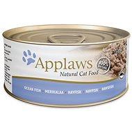 Applaws konzerva Cat mořské ryby 70 g